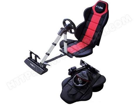 siege pour volant volant ps3 bigben racing seat volant sans fil ps3 pas