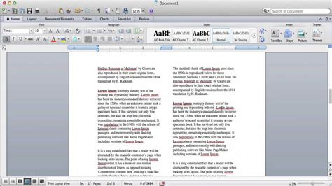 Where Do I Go On Microsoft To Make A Resume by How To Create Columns In Microsoft Word