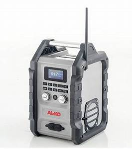 Dab Radio Baustelle : akku baustellenradio al ko wr 2000 al ko gardentech ~ Jslefanu.com Haus und Dekorationen