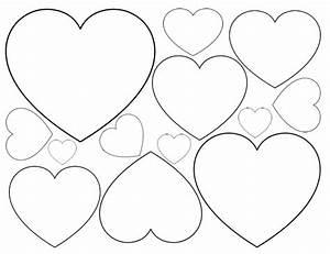 Blätter Vorlagen Zum Ausschneiden : wandschablonen ausdrucken herzen gr en vorlage ~ Lizthompson.info Haus und Dekorationen