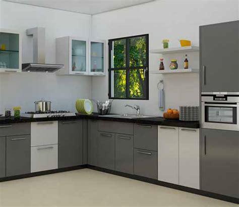 shaped modular kitchen designs  decorchamp