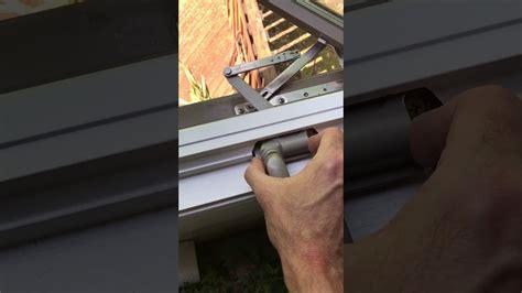 anderson window casement hardware youtube