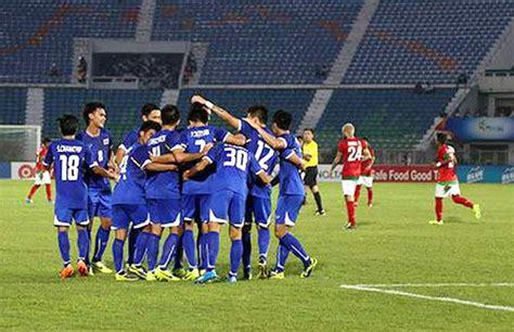 Hasil Pertandingan Indonesia Vs Thailand Video Gol