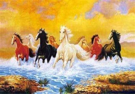 7 Horses Picture Feng Shui Ialoveniinfo