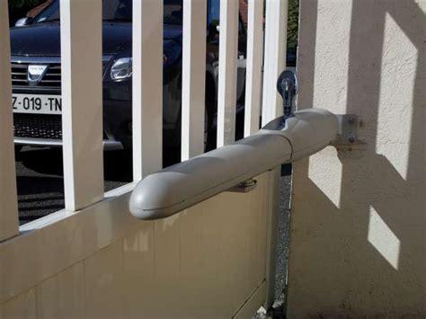 installez facilement votre automatisme de portail