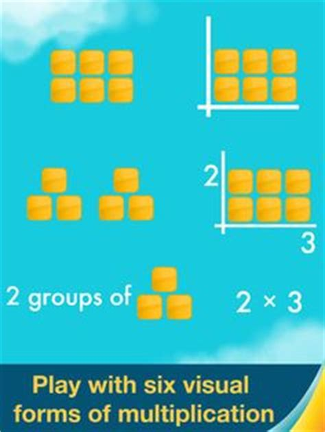 Apps Math Multiplication & Division On Pinterest  Multiplication, Multiplication Tables And