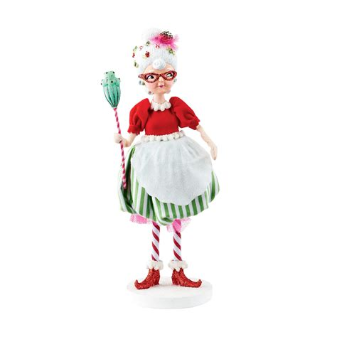 department 56 mrs claus sweet shoppe christmas mrs claus