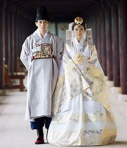 hanbok korean traditional clothesdress modernhanbok With korean traditional wedding dress