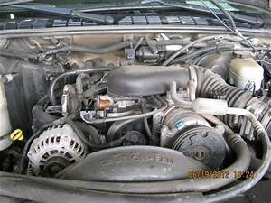 Used 2001 Chevrolet Truck Silverado 1500 Pickup Engine