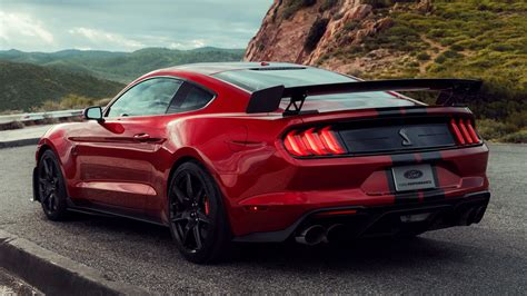 2020 Shelby Gt500 Mustang