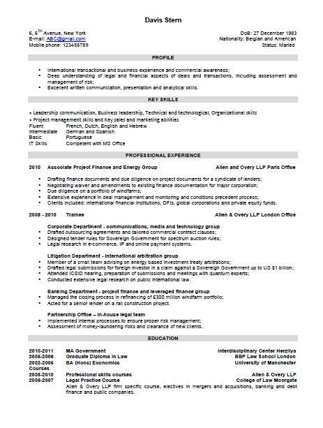 Exles Of Combination Resumes by The Combination Resume Template Format And Exles