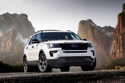 ford  ford explorer  expected    debut