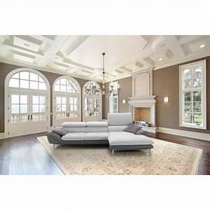 Modele De Salon : salon d 39 angle design petit mod le quietude ~ Premium-room.com Idées de Décoration