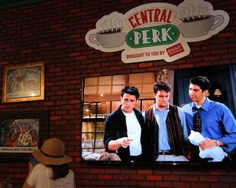 Central perk is a coffeehouse in new york on nbc sitcom friends. Central Perk Of 'Friends' Fame Coming To Toronto