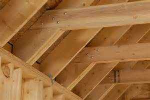 Ceiling Joist Spacing For Drywall by Blocking For Drywall