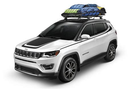 Jeep Compass Storage by 2017 Jeep Compass By Mopar Review Gearopen