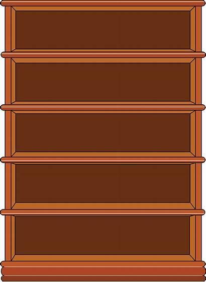 Clipart Empty Shelf Bookshelf Clipground