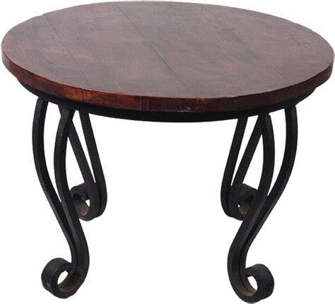 A coffee table is the focus of any living room furniture layout and creates the perfect spot for entertaining. Round brown curvy table PNG Image - PurePNG | Free transparent CC0 PNG Image Library