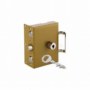 serrure de porte picard 3 points en applique horizontale a With porte de garage enroulable avec serrure picard