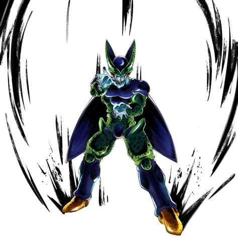 sp perfect cell yellow dragon ball legends wiki