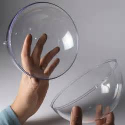 clear plastic balls for display craft and packaging graham sweet studios