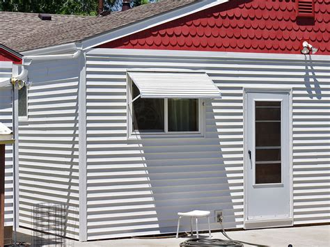 mobile home awning 3100 series window awning