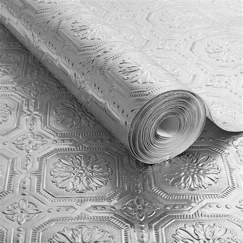 metallic tile wallpaper grahambrownuk