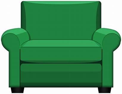 Clipart Armchair Brown Furniture Transparent Yopriceville