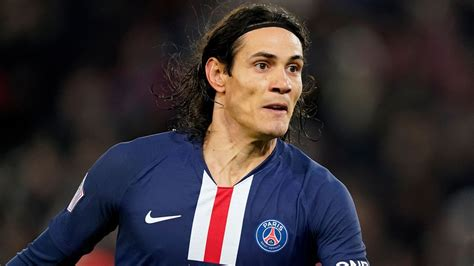 Edinson Cavani: Manchester United close to signing former ...