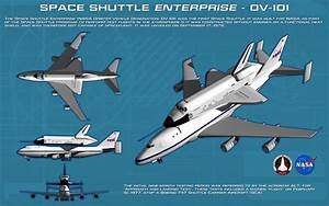 Space Shuttle Enterprise ortho [new] by unusualsuspex on ...