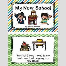 My New School Social Story By Smartie Pants  Teachers Pay Teachers