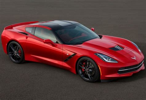 2017 Chevy Corvette Stingray  Price And Review 2016