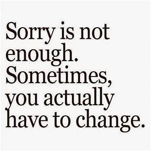 10 Sorry Quotes
