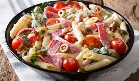 Receptes.lv - Garšīgie makaronu salāti