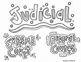 Government Coloring Pages Branches Branch Legislative Drawing Judicial Printable Printables Getdrawings Getcolorings Doodles sketch template