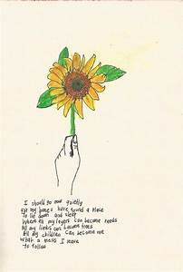Soulmate24 Com Photo  Poem  Quote  Sunflower  Beauty  Nature
