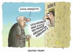 Rentner Bilder Comic : rentner fromm by marian kamensky politics cartoon toonpool ~ Watch28wear.com Haus und Dekorationen
