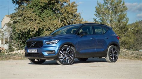 2019 Volvo Xc40 Is A Damned Good Compact Luxury Suv
