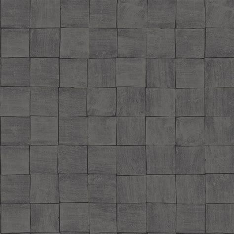 Esta Home Dit is een vinyl behang met ruiten patronen, het