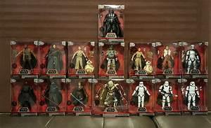 Star Wars Elite Series Die Cast Disney Store Exclusive Uk