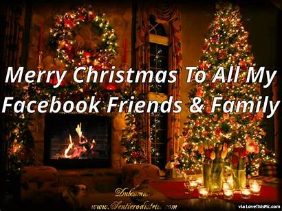 Merry Christmas Friends Quotes Lovethispic Happy Holidays