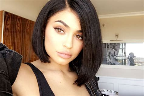 Definitive Ranking Of Kylie Jenner's Hair Styles