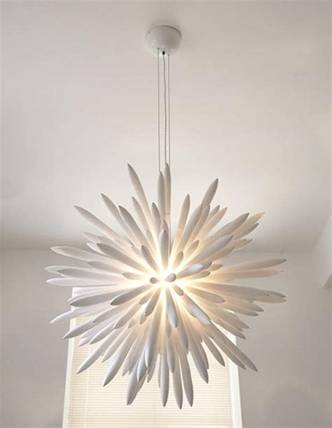 Contemporary White Chandelier by Unique Modern White Chandelier Design Home Interior