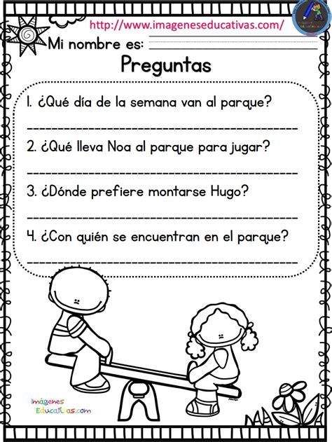 lecturas comprensivas para primaria 6 imagenes educativas