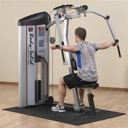 s2pec series ii pec fly rear delt body solid fitness