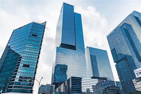 The Most Profitable Companies Of South Korea - WorldAtlas.com