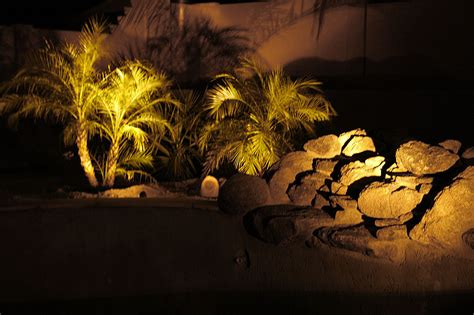 landscape lighting ideas inviting serene outdoor