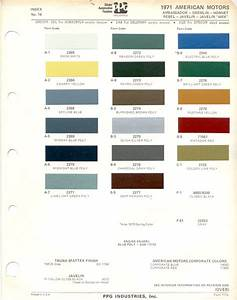 Amc Paint Chips  U00bb Tampa Bay Amc