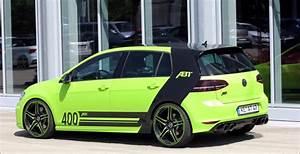 Golf R 400 : abt tests acceleration of 400 hp golf r reaches 100 km h in 4 4 seconds autoevolution ~ Maxctalentgroup.com Avis de Voitures