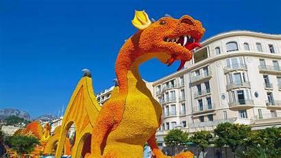 Bing Lemon Lemons Dragon Menton Festival France
